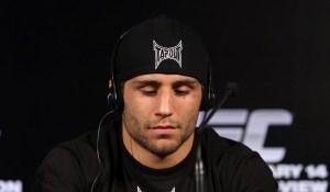 Chad praticamente fora do card no UFC157
