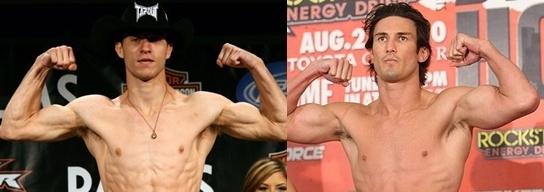 Cerrone e Noons duelam pela divisão dos leves no UFC 160.