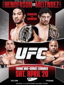 UFC on FOX: Henderson vs. Melendez