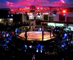 Com ótima estrutura, Coliseu foi eleito o melhor evento nacional de MMA.