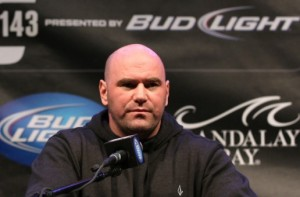 Dana ve MMA com chances Olimpicas.