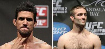 Jacob Volkmann e Aaron Simpson são demitidos do UFC