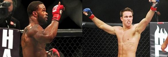 Woodley e Shields vão fazer um duelo pra lá de interessante no UFC 161.