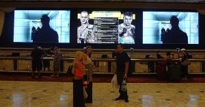 Lobby do MGM Grand Gardem durante o UFC146