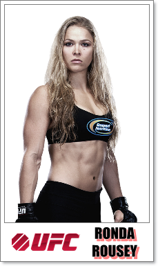 Ronda Rousey RLS