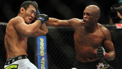 Okami e Anderson se enfrentaram no UFC Rio 134