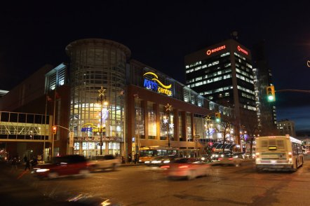 Winnipeg pode ser palco do UFC 161, dia 15 de junho. (foto: reprodução)
