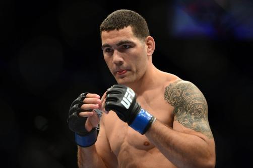 MMA: UFC on Fuel TV-Munoz vs Weidman