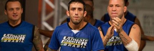 Ex-TUF BRASIL 1, Vina está fora do próximo UFC Brasil. (Foto: reprodução)