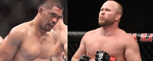 Mark Muñoz x Tim Boetsch  é mais um duelo agendado para o UFC 162.
