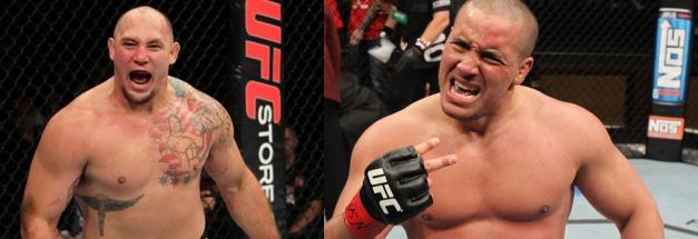 Jordan e Barry é mais um duelo confirmado no UFC 161, em junho no Canadá.