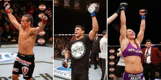 Edição foi um sucesso em Las Vegas com grandes lutas. (Foto: Reprodução UFC)