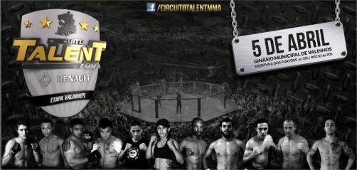 Evento promete bons combates em sua 1º edição