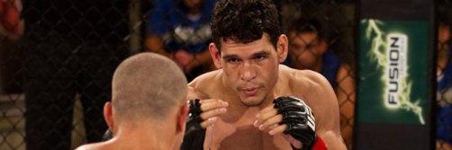 Campeão da 1º edição do TUF Brasil, Cezar Mutante está fora do UFC Jaraguá.