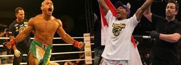 Compatriotas medem forças no UFC no Combate 2, em Santa Catarina.