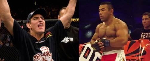 """Caveira"" encara Michel Trator no UFC Jaraguá."