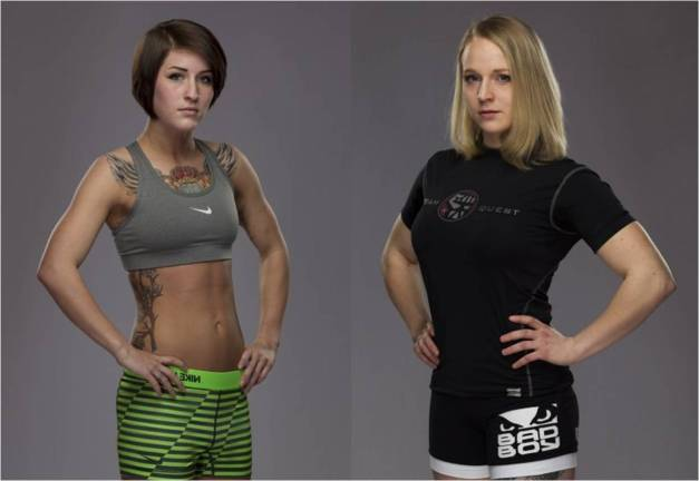 Cassie Robb vs. Livia Von Plettenberg (Foto: reprodução)