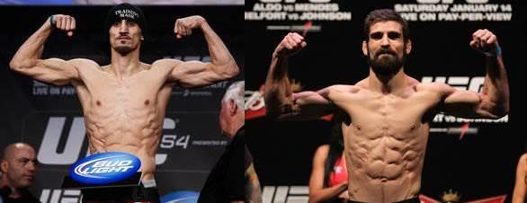 Garza e Pato são demitidos do UFC. (Foto: Reprodução)