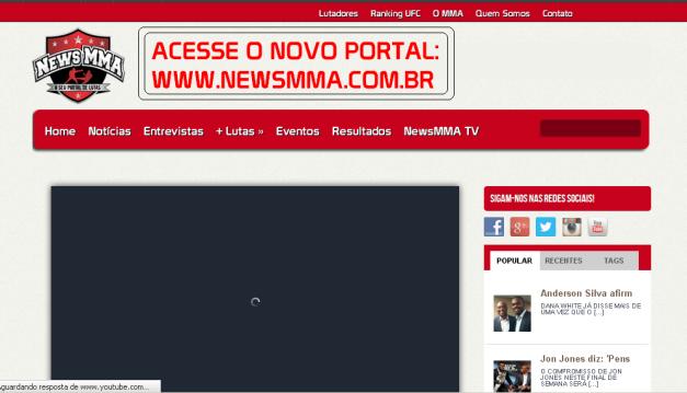 Acesse: http://newsmma.com.br/